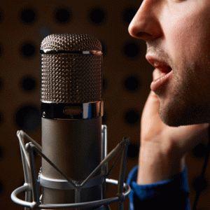 Мужские голоса